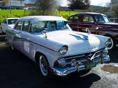pictures of antique ford thunderbirds - Google Search