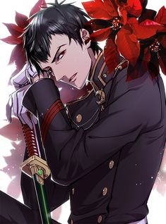 Kureto Hiragi - Owari no Seraph / Seraph of the End. Now I don't really like this guy (he was, well, see Nagoya Kessen-hen episode 12 for more info) but he does look awesome in the.