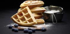 Les meilleures gauffres au monde! Gaufres vanillées -  Dans un bol, mélanger la farine, la poudre à pâte et le sel...