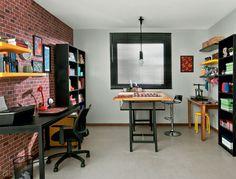 ideias de escritorios com atelies - Pesquisa Google