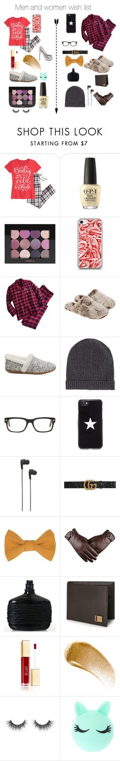 """""""#PolyPresents: Wish List"""" by macy12345 ❤ liked on Polyvore featuring OPI, Ted Baker, TOMS, Barneys New York, Tom Ford, Givenchy, B&O Play, Gucci, John Varvatos and Tommy Hilfiger"""