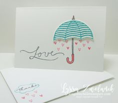 Weather together umbrella Stampin Up songofmyheart