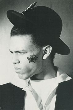The Face. Buffalo Style - Ray Petri