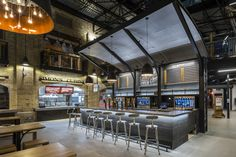 Gallery of The Forks Market Food Hall / Number TEN Architectural Group - 4