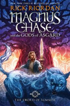 The Sword of the Summer by Rick Riordan