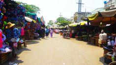 Marché à #Mandalay
