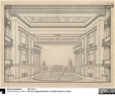 Berlin. Schauspielhaus auf dem Gendarmenmarkt - Das Erbe Schinkels - Der Onlinekatalog - SM 21b.71