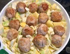 Gołąbkowa patelnia - pyszne danie jednogarnkowe! - Blog z apetytem Arabic Food, Potato Salad, Potatoes, Cooking, Ethnic Recipes, Blog, Diet, Arabian Food, Kitchen