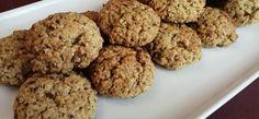 török mogyorós gluténmentes zabkeksz Cookies, Desserts, Food, Crack Crackers, Tailgate Desserts, Deserts, Biscuits, Essen, Postres