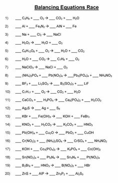 Answer key for the balance chemical equations worksheet eigram the amazing list of benefits of essiac tea more information more information balancing chemical equations worksheet answer key ibookread PDF