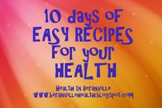 Health in Beranville: Day 10 of 10 Days of Easy Recipes for Your Health: Boy Mom Bathroom Cleaner ~ Get that urine smell out from under your...