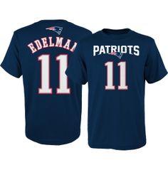 Men's New England Patriots #73 John Hannah White Retired Player ...