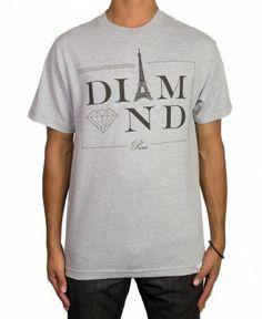 Diamond Supply Co. - Paris T-Shirt - $32