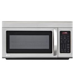 LG Electronics 1.8 cu. ft. Over-the-Range Microwave in Stainless Steel-LMV1813ST at The Home Depot