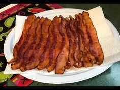The air fryer is a great way to cook crispy turkey bacon with minimal mess and fuss, perfect for Weight Watchers with just 1 Freestyle SmartPoint Per Slice!