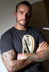 Okay...I admit it...I like this pic of Punk