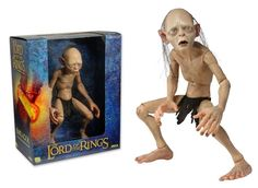 Il Signore degli Anelli Smeagol Action Figure Scala 1 4 by NECA Figurines D'action, Hobbit, Life Questions, This Or That Questions, Poitiers, Saint Martin, Marvel Movies, Lord Of The Rings, Action Figures
