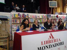 Oriana Oliva (#identiSIC 37) e Fabio Manfré presentano In territorio nemico a Catania Catania