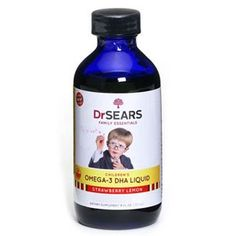 Fish oil for kids that taste great!  Just be careful they'll try to down the whole bottle.  Not that it would hurt them!