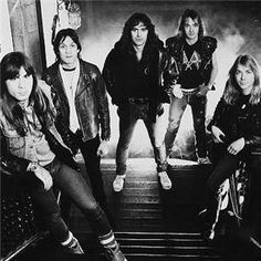 Iron Maiden are an English heavy metal band formed in Leyton, east London, in 1975 by bassist and primary songwriter Steve Harris.