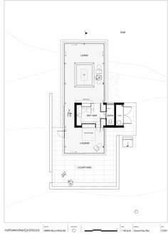 Image 16 of 19 from gallery of Wirra Willa Pavilion / Matthew Woodward Architecture. Floor Plan