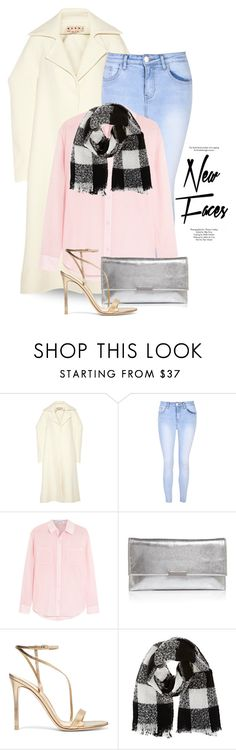 """""""Nov 7th (tfp) 2498"""" by boxthoughts ❤ liked on Polyvore featuring Topshop, Marni, Glamorous, Elizabeth and James, Loeffler Randall, Gianvito Rossi, Barneys New York and tfp"""