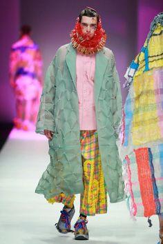 Angel Chen Spring 2015 Shanghai Fashion Week
