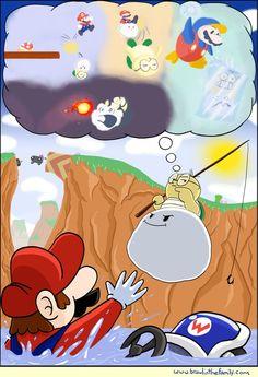 Pokemon, Zelda, Mario, and all things Nintendo New Super Mario Bros, Super Mario Art, Super Mario World, Super Mario Brothers, Super Smash Bros, Nintendo Game, Nintendo Characters, Video Game Characters, Games Memes
