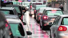 Más de 85.000 vehículos circulan en Sevilla sin seguro