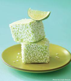 Margarita Marshmallows @FoodBlogs