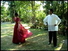 Philippine Folk Dance Pantomina