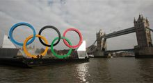 Thames to welcome Olympic Rings 2012 is the year that London welcomes the Summer Olympics 2012 Summer Olympics, Usa Olympics, Winter Olympics, London Olympic Games, London Summer, Olympic Team, Olympic Committee, River Thames, London