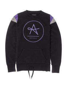 Anti-Och Triangle Sweat - Clothing - New In | Shop for Men's clothing | The Idle Man
