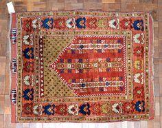 Carpet anatolian bergama