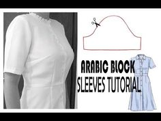 FiFi Style : Tutorial Video - Basic sleeves - YouTube