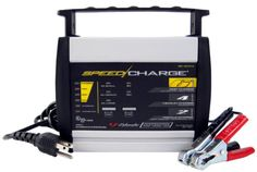 Schumacher Speed Charge Battery Charger 6/ 4/ 2 AMP SCF-600A Car Truck RV Marine