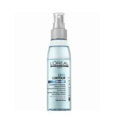 Loreal Curl Contour Sprey 125 ml - Bukleli ve Kıvırcık Saçlara Özel Sprey Bukleli, kıvırcık ve dalgalı saçların kıvrımlarını belirginleştirmek için Loreal Kıvırcık Saç Spreyidir. Daha yumuşak, hareketli ve belirgin bukleler oluşturur. Saçların elektriklenmesini ve kabarmasını önler. Saçı ağırlaştırmaz. Kıvırcık, sert ve zor taranan saçlar için kullanımı idealdir. Düz saçlarda kullanım sonrasında saçların dalgalanmasını sağlar.
