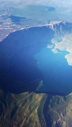 Nemrut kratergölü TURKEY