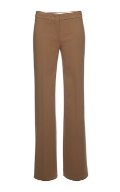 Double Crepe Stretch Iconic Flare Pant by AGNONA for Preorder on Moda Operandi