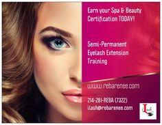 Semi-Permanent Eyelash Extension Training