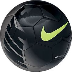 Really cool fade black soccer ball.