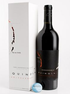 quinola #wine #spirit #label #packaging #design #taninotanino #maximum #winelabel