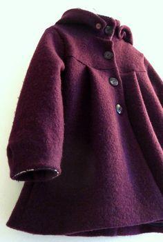 madame maman patron manteau