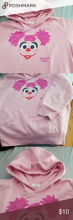 Sesame place hoodie With hoodie and pockets Shirts & Tops Sweatshirts & Hoodies