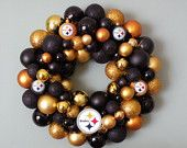 I NEED this for my Steelers room!!