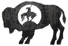 Monumental Iron Ranch Trade Sign on OneKingsLane.com
