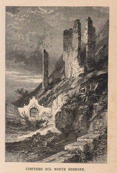 cimitero monte serrone