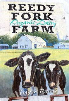 Touring Reedy Fork Farm with Organic Valley #nutrition #recipes