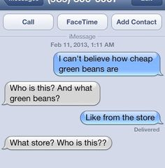 The 23 Best Ways To Handle A Text From The Wrong-love it!