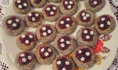 Vánoční makové koláčky